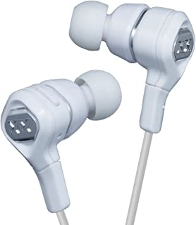 JVC 杰伟世 HA-FR100X-S 银色 XX时尚潮爆 电音格调Hip-Hop耳机