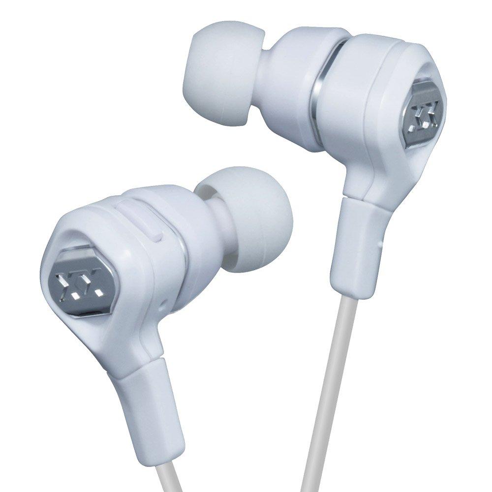 JVC JVC HA-FR100X-SシルバーXX爆風のファッションスタイル電子音楽ヒップホップのヘッドフォン