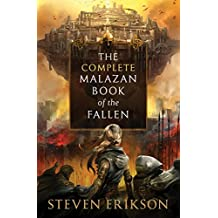 The Complete Malazan Book of the Fallen (English Edition)