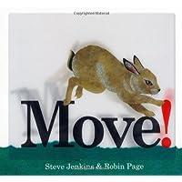 Move! Board book