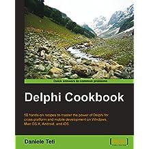 Delphi Cookbook (English Edition)