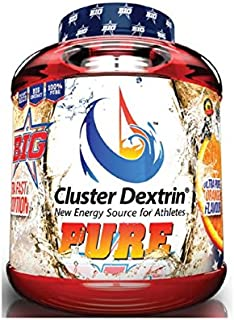 Big Cluster Dextrin Pure Kohlenhydrate, Orange, 1 kg, 500 g