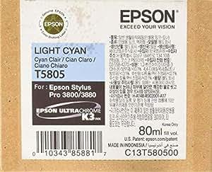 EPSON t5803ultrachrome K3洋红色墨盒墨水