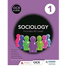 OCR Sociology for A Level Book 1 (English Edition)