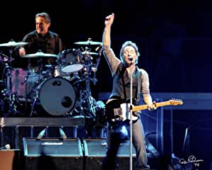 后台画廊展品 SG-3016-058 Bruce Springsteen & The E Street Band Steve Galli 创作画廊包装 16-inch by 20-inch SG-3016-058-AZC16X20