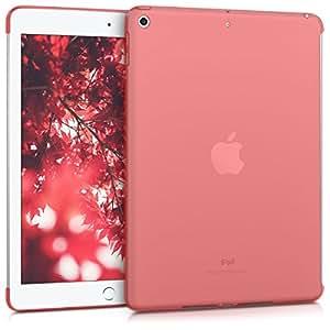 kwmobile 水晶保护套 适用于 Apple iPad 9.7 (2017/2018) - TPU 硅胶智能保护套兼容保护壳 - 黑色透明41737.09