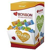 HELLMA 70000149 心形糖果,显示屏盒装