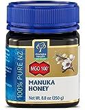 Manuka Health 蜜纽康 MGO100+麦卢卡蜂蜜250g(新西兰进口)(新老包装随机发货)