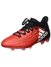 adidas 男式 X 16.2FG 足球靴