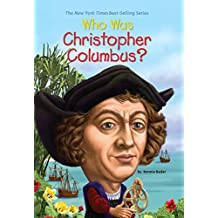 Who Was Christopher Columbus? (Who Was?) (English Edition)