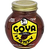 Goya Foods Pure Orange Blossom Honey with Comb All Natural, 8 Ounce