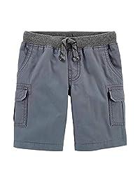 Carter's 男婴套穿罗纹腰工装短裤