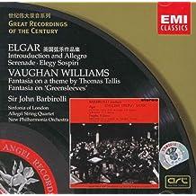 埃尔加引子与快板:约翰•巴比罗利指挥(企鹅三星)(CD)