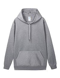 Osonm欧尚美 2018年男士新款运动连帽长袖连帽外套运动休闲卫衣外套989
