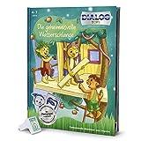 """对话 Toys DT - ew3 – lingu Fino 扩展 - 套装 """" 神秘水蛇 """" 带冒险书和对话模块适用于 lingutastischen 小精灵 , 的故事和真正的悼词执行"""