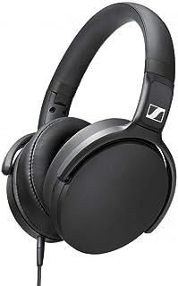 Sennheiser 森海塞尔 HD 400S 头戴式耳机带智能遥控器 - 黑色