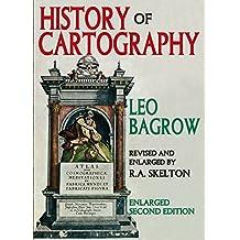 History of Cartography (English Edition)