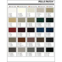 Patch USA Color Guide Color Guide Pelle Patch