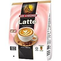 AIK CHEONg 益昌 拿铁咖啡 300g(25g*12)(马来西亚进口)(特卖)