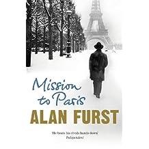 Mission to Paris (English Edition)