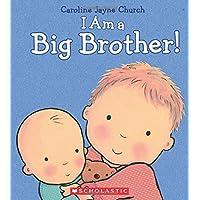 (进口原版)  I Am a Big Brother!