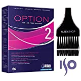 ISO OPTION 永久,免损波浪(带光滑的色调刷) Option 2