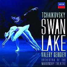 进口CD:柴科夫斯基天鹅湖 杰基耶夫(2CD 4757669)
