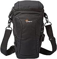 Lowepro 乐摄宝 ToploaderPro 75 AW(75PROAW)新式顶装式背包(黑色)