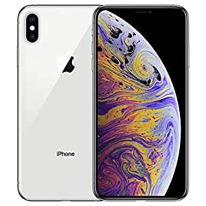 Apple 苹果 iPhone XS Max 新品 全网通 移动联通电信4G 双卡双待【岗隆旗舰店正常发货中】 (6.5英寸512G, 银色)