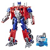 Transformers Bumblebee 电影玩具,Energon Igniters Nitro 大黄蜂可动公仔 - 内含核心力量驾驶动作 - 6 岁及以上儿童玩具,7 英寸