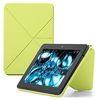 亚马逊Kindle Fire HDX折叠式保护套, 柠檬黄
