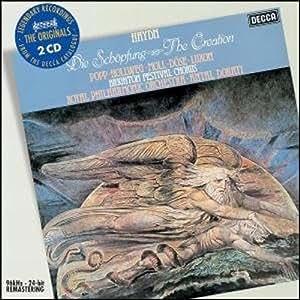进口CD:海顿创世纪\多拉蒂(2CD)(4781377)