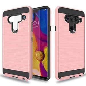 LG V40 ChanKe CL 20181103 CL-Rose Gold