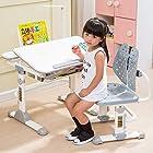 历史低价:easy life 生活诚品 AU800 儿童学习桌椅套装 769.3元包邮