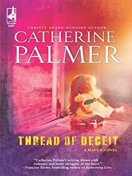 """Thread Of Deceit (English Edition)"",作者:[Palmer, Catherine]"