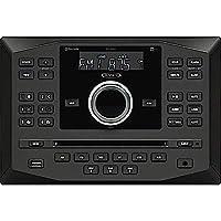 Jensen JWM60A AM`FM`DVD`CD`USB`AUX? 应用程序就绪蓝牙墙挂式立体声,带应用程序控制,盘子:CD、CD-R、CD-RW、DVD+RW、DVD-RW、MP3、DVD-Video、MPEG-4、VCD、JPEG、CD-DA、MP3、WMA、Dolby