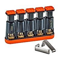Ortega Guitars 手指训练器 - 5指可调强度(FEX5)