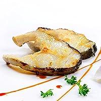 蓝雪 MSC挪威北极鳕鱼扒(钩钓) 400g*3包 冷冻海鲜水产 带鳞切片