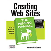 Creating Web Sites: The Missing Manual: The Missing Manual (English Edition)