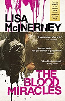 """The Blood Miracles"",作者:[McInerney, Lisa]"