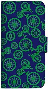mitas iphone 手机壳128SC-0094-GN/F3113 2_Xperia XA (F3113) グリーンネイビー