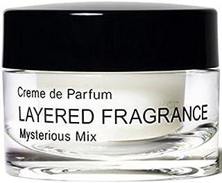 分层香水香 香水口香膏 ウッド系