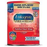 Enfagrow 美赞臣 Toddler Next Step 牛奶原味乳饮料 32盎司(907g)罐装(适用年龄:1-3岁)