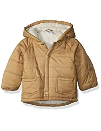 Gymboree 男童幼童绗缝羊绒衬里外套