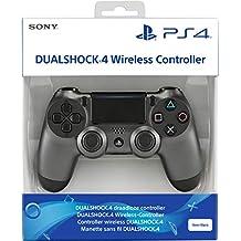 PlayStation 4 - DualShock 4 无线控制器 钢黑 nur Controller
