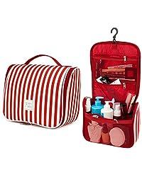 悬挂洗漱包 - 大容量男女旅行包 - 化妆包、化妆包、化妆包、化妆包 - 旅行配件