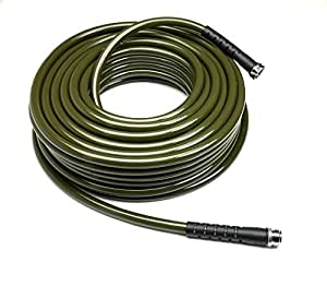 "Water Right PSH2-100-EP Lead Safe High Flow ""Big Guy"" Garden Hose 橄榄色 100-Foot x 1/2-Inch"