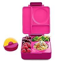 OmieLife OmieBox 隔冷隔热便当盒,莓红