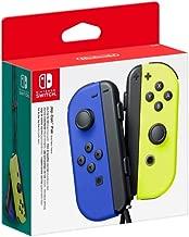 Nintendo 任天堂 Switch 游戏机 Joy-Con 左右手柄 蓝黄