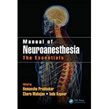 Manual of Neuroanesthesia: The Essentials (English Edition)